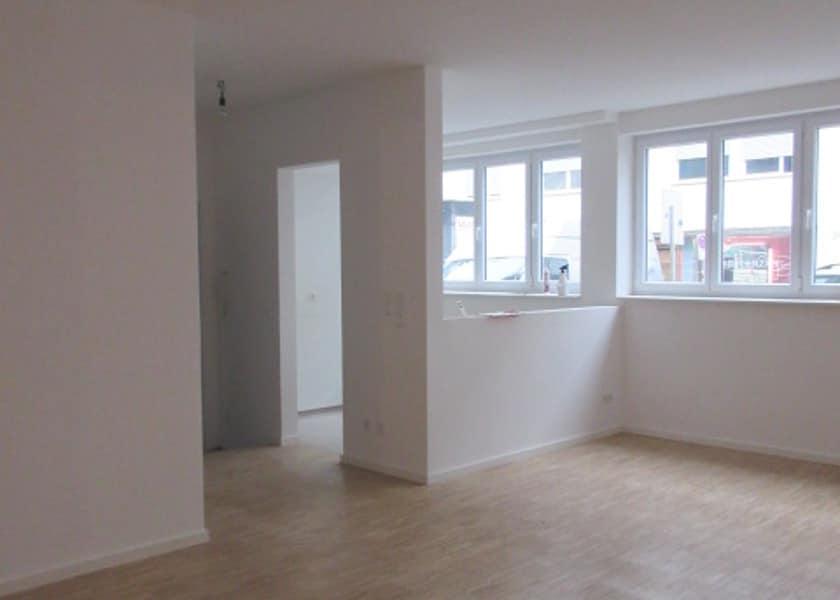 umbau werkstatt zur wohnung beller k ser architekten. Black Bedroom Furniture Sets. Home Design Ideas