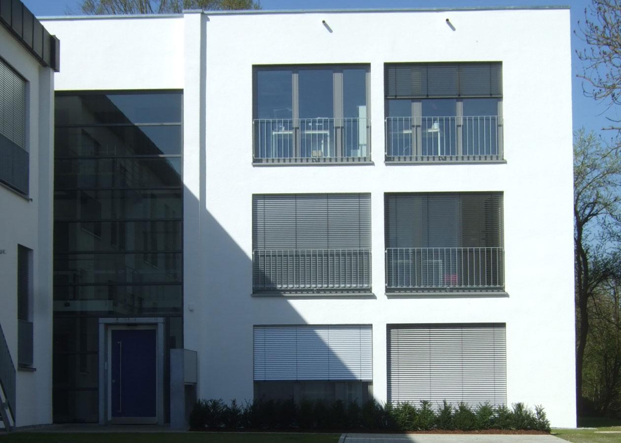 studentenwohnheim beller k ser architekten. Black Bedroom Furniture Sets. Home Design Ideas