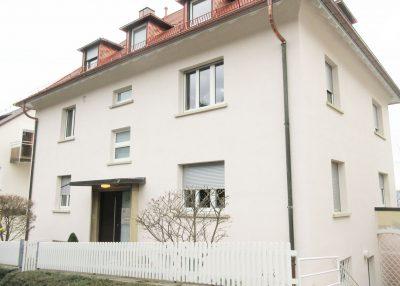 Mehrfamilienhaus Gauben Kupfer
