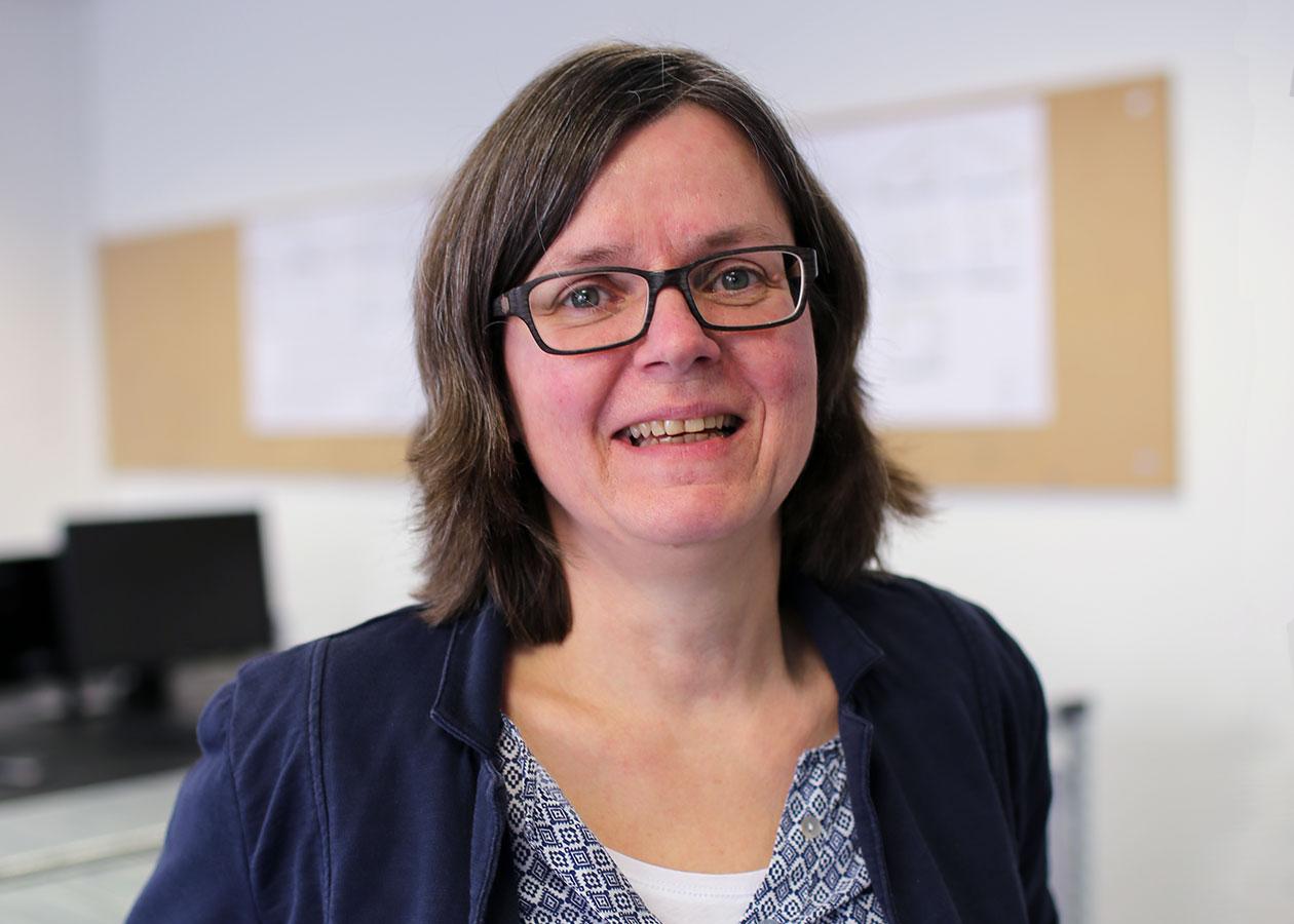 Architektin Judith Käser