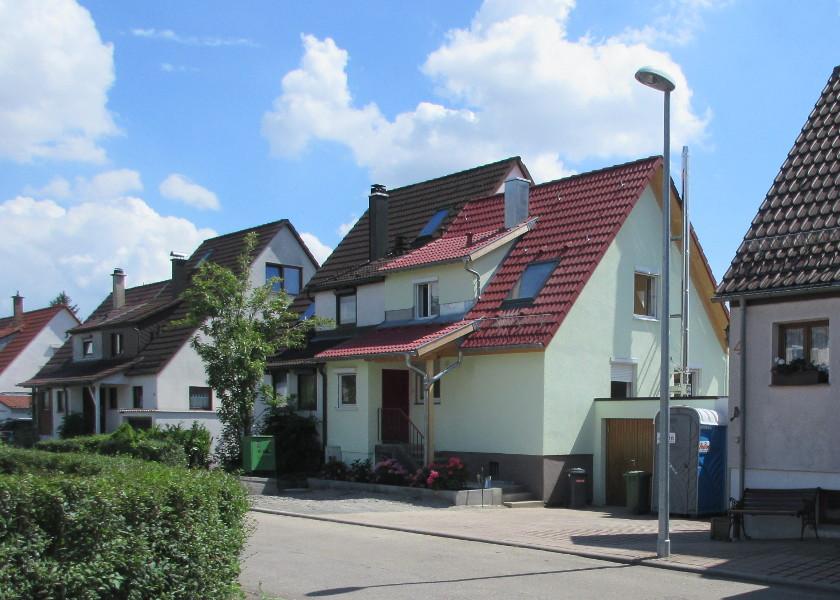 Neuwirtshaus Doppelhaushälfte