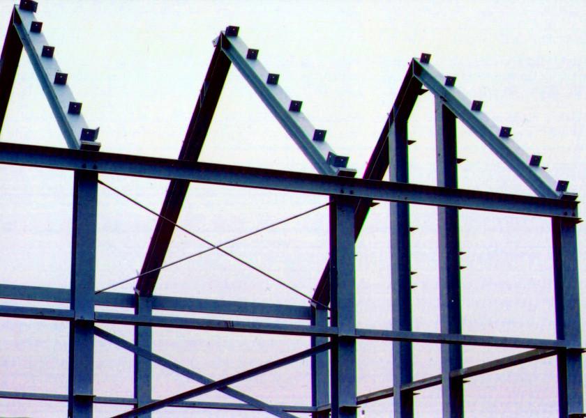 Stahlskelett