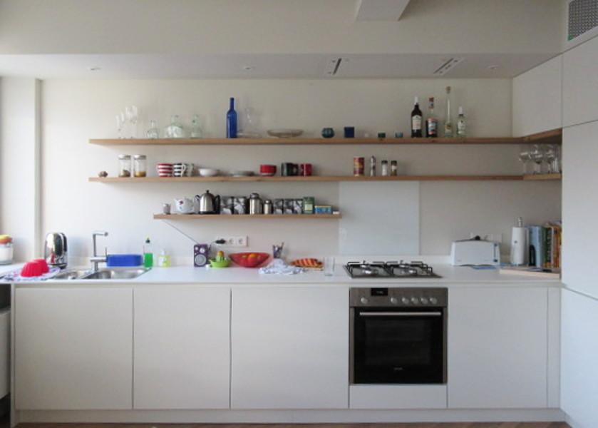 Wagenburg Küche