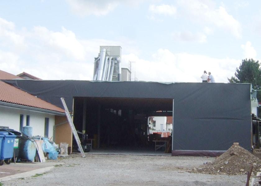 Spritzhalle