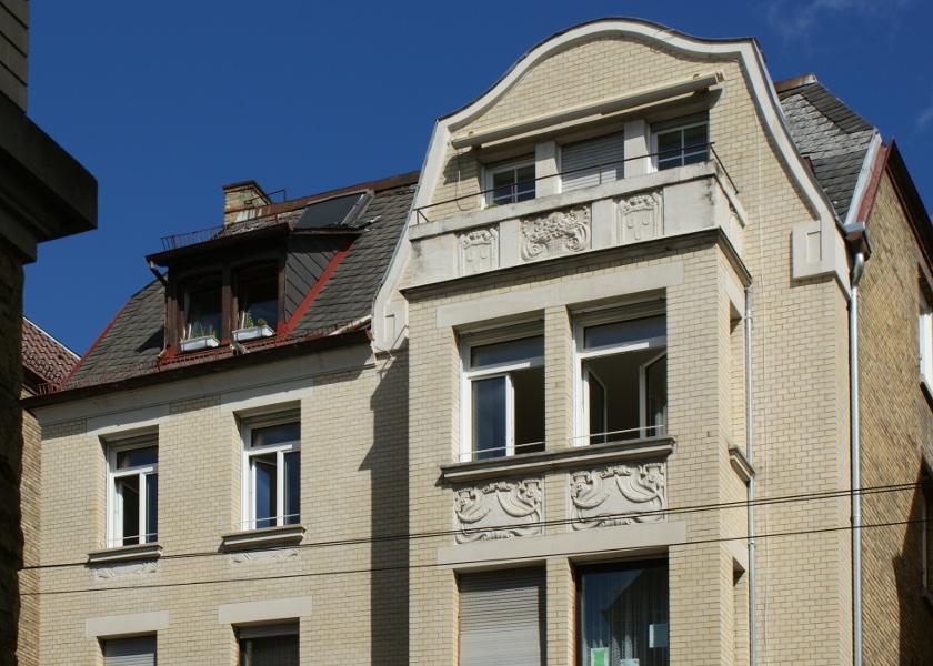 Cannstatt Fassade