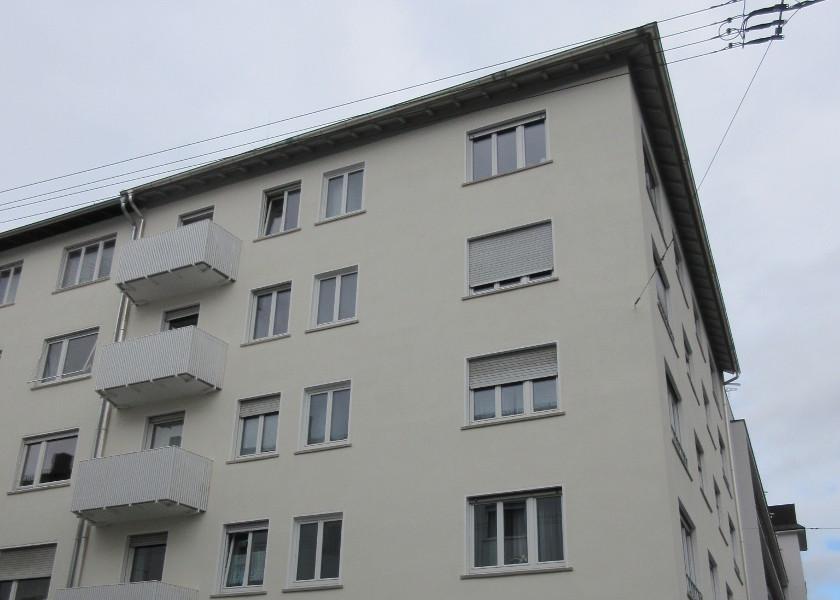 Silberburg Balkonsanierung